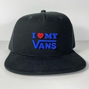 Vans I Heart My Vans Snapback Hat